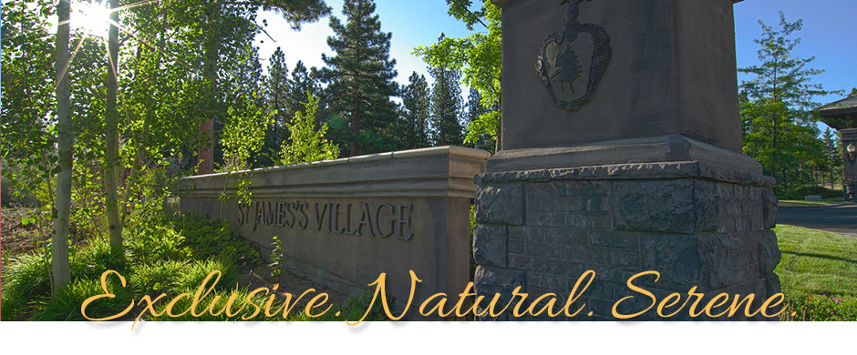 master planned community, gated community lake tahoe