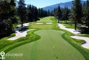 Edgewood golf course.