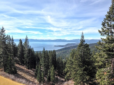 View of Lake Tahoe from Incline Village